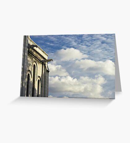 Sacré-Cœur Greeting Card