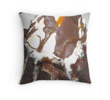 Dessert Tonight Throw Pillow