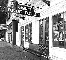 Hannibal MO Grant's Drug Store by Sherry Graddy