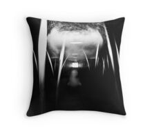 Monkey Gone to Heaven Throw Pillow