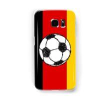 Deutschland flag | Football Samsung Galaxy Case/Skin