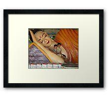 Cambodia Framed Print