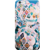 Disneyland 60th Balloons  iPhone Case/Skin