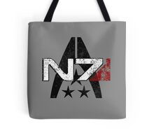 N7 Systems Alliance Tote Bag