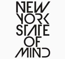 New York State of Mind One Piece - Long Sleeve