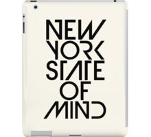 New York State of Mind iPad Case/Skin