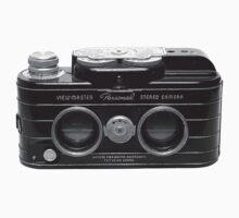 viewmaster camera by Brock Hunter
