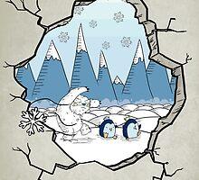 Winter Hole by pepemaracas