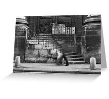 Fantôme de Saint-Sulpice Greeting Card