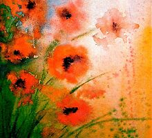 The Poppy Journals...Impressions by ©Janis Zroback