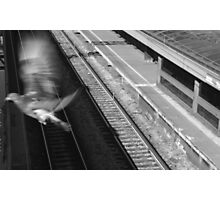 Railflight Photographic Print