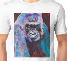 Never Date A Gorilla With A Nice Smile Unisex T-Shirt