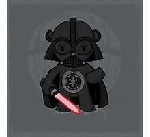 Care Vader Photographic Print