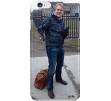 Mike T-shirt iPhone Case/Skin