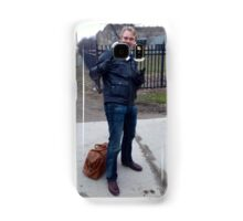 Mike T-shirt Samsung Galaxy Case/Skin
