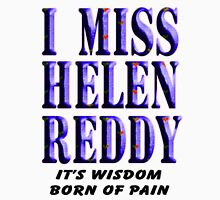 I am Woman by Helen Reddy Womens Fitted T-Shirt