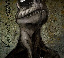 Veloci raptis by Dana Sibera