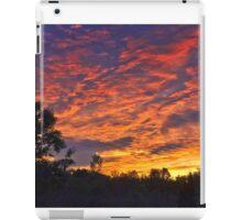 """""""Burning Sky"""" iPad Case/Skin"""