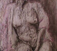 nude in pink by heathermay