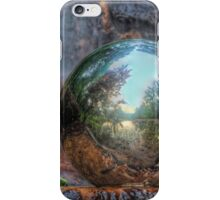 The Edge of the Falls iPhone Case/Skin