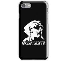 Warning: Hard Hat Required.... iPhone Case/Skin
