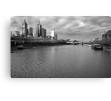 Just My Luck.. Canvas Print