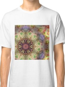 Crystalline Reflections 14 Classic T-Shirt
