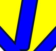 T letter Sticker