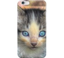 The Timid One iPhone Case/Skin