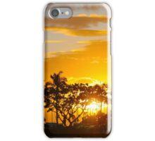 Oahu Sunset iPhone Case/Skin
