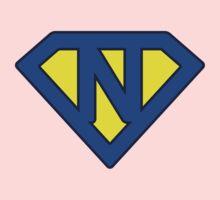 N letter Baby Tee