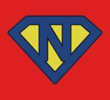 N letter Kids Clothes