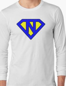 N letter Long Sleeve T-Shirt