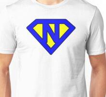 N letter Unisex T-Shirt