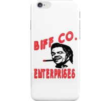 """""""He's a butthead just like his old man was"""" iPhone Case/Skin"""