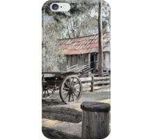 Down But Not Out at Sunbury iPhone Case/Skin
