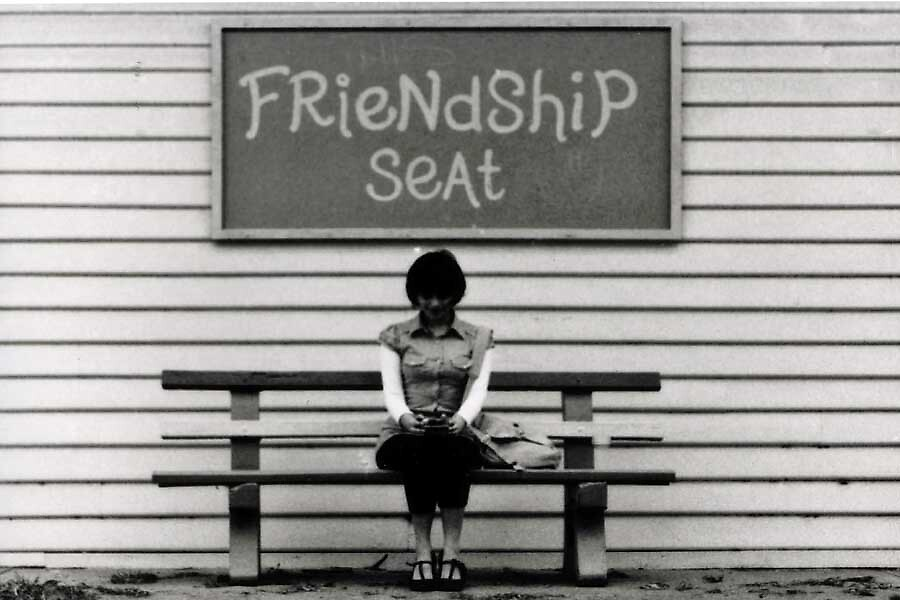 The Friendship Seat by SashaC