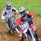 Rhys Lillico - enduro bike racing, 24.10.2009 by gaylene