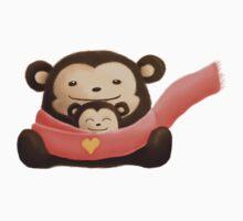 Monkey Love Kids Tee