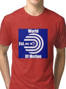 World of Motion Tri-blend T-Shirt
