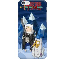 Adventure Time Winter iPhone Case/Skin