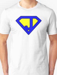 J letter Unisex T-Shirt