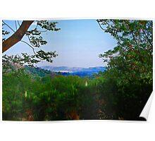 Magaliesburg At Dawn Poster