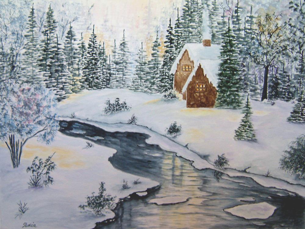 Silent Stream by Ilunia Felczer