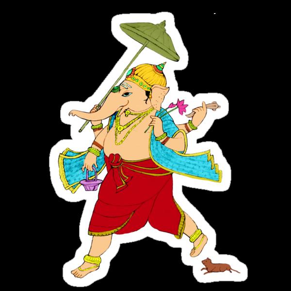 Lord Ganesh  by nishagandhi