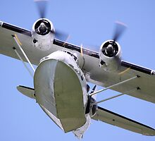 PBY Catalina by airwolfhound