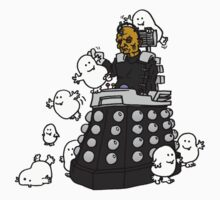 Davros' Babysitting Service One Piece - Short Sleeve