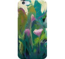 Cactus and California Poppies iPhone Case/Skin