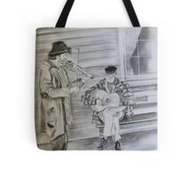 Sovereign Hill Jig Tote Bag