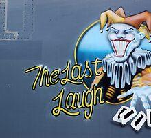 The Last Laugh by Steven Squizzero